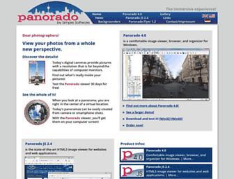panorado.com screenshot
