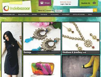Thumbshot of Indiebazaar.com
