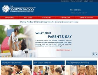 Thumbshot of Goddardschool.com