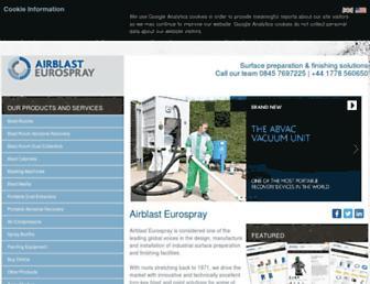airblast.co.uk screenshot