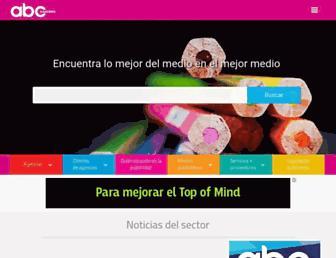 abcpublicitario.com screenshot