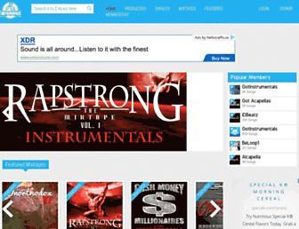 gotinstrumentals.com screenshot