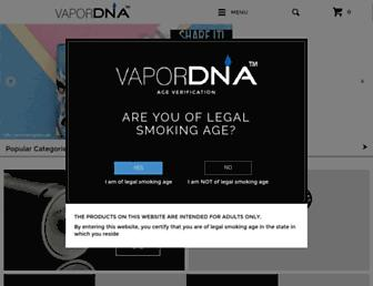Thumbshot of Vapordna.com