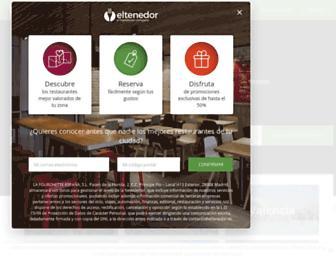 Thumbshot of Eltenedor.es