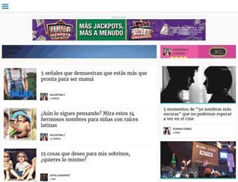 entrepadres.com screenshot