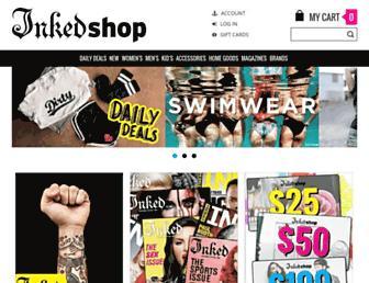 Thumbshot of Inkedshop.com