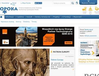Thumbshot of Opoka.org.pl