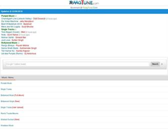 raagtune.net screenshot