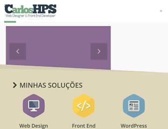 carloshps.com.br screenshot
