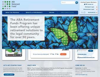 abaretirement.com screenshot