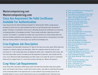 mastercomputersng.com screenshot
