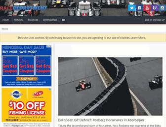 racedepartment.com screenshot