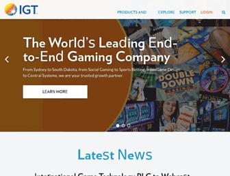 igt.com screenshot