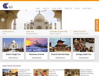 Thumbshot of Tcindia.com