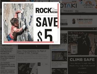 Thumbshot of Rockandice.com