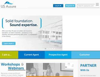 usassure.com screenshot