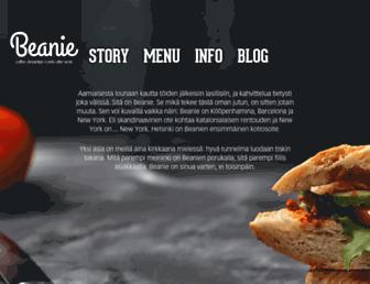 beanie.fi screenshot