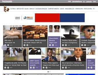 emais.estadao.com.br screenshot