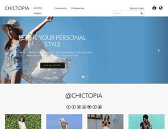 Thumbshot of Chictopia.com