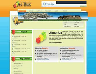 Thumbshot of Aebux.info