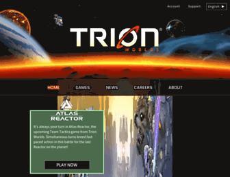 Thumbshot of Trionworlds.com