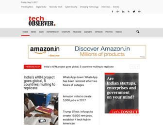 techobserver.in screenshot