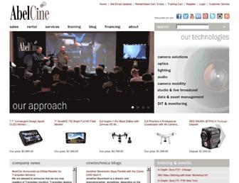 Thumbshot of Abelcine.com