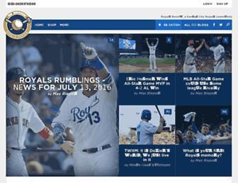 Thumbshot of Royalsreview.com