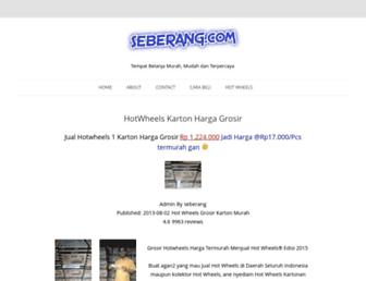 seberang.com screenshot