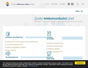 Thumbshot of Ctu.cz