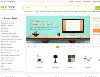 Thumbshot of Diytrade.com