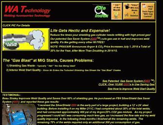 netwelding.com screenshot