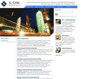 xlinksoftware.com screenshot