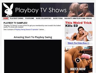 Thumbshot of Playboytvshows.com