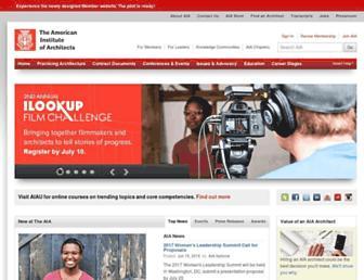 Thumbshot of Aia.org