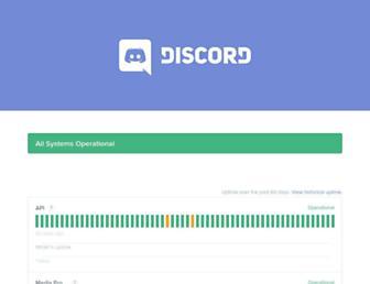 status.discordapp.com screenshot