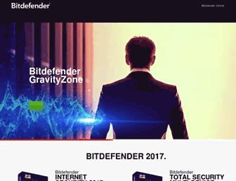 bitdefender-cn.com screenshot