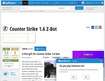 counter-strike-16-z-bot.en.softonic.com screenshot