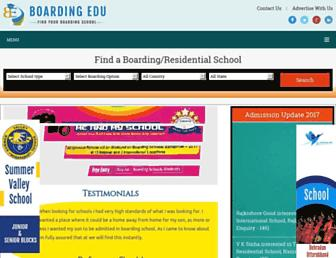 boardingedu.com screenshot