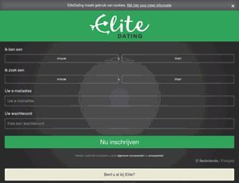 Thumbshot of Elitedating.be