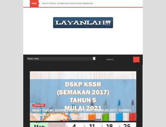 layanlah.blogspot.com screenshot