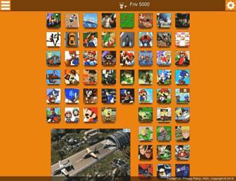 friv5000.org screenshot