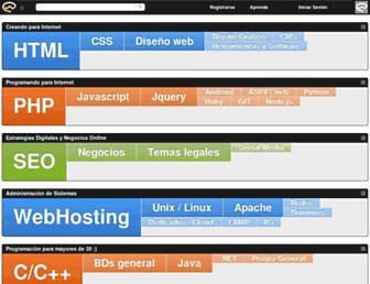 forosdelweb.com screenshot