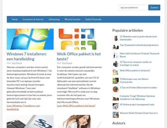 optelsom.nl screenshot