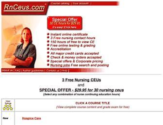 rnceus.com screenshot
