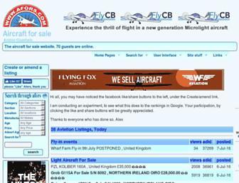 Thumbshot of Afors.com