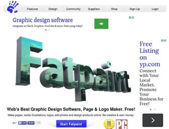 Thumbshot of Fatpaint.com