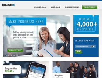 Thumbshot of Careersatchase.com