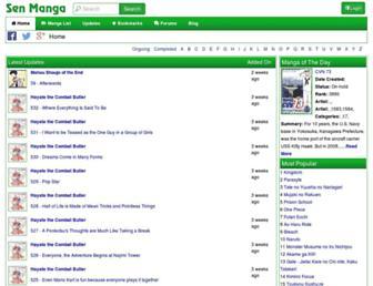 Thumbshot of Senmanga.com