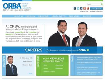 orba.com screenshot